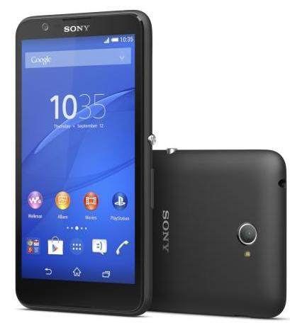 با Xperia™ E4 جدید از Sony، جهانی از سرگرمی و شادی بیپایان را بهروی خود بگشایید