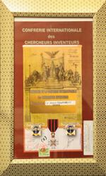 کسب عالیترین نشان نمایشگاه Inventeurs فرانسه توسط بانک شهر