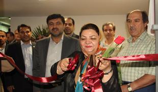 افتتاح سه صندوق امانات بانک پارسیان در تهران و شهرستان ها