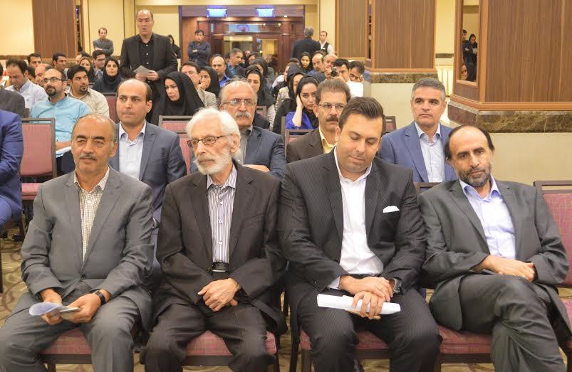 رونمایی از سرود و شعار جدید بانک ایران زمین
