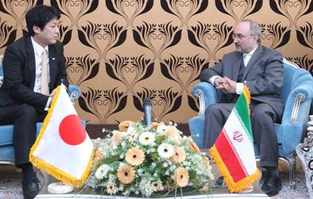 ایران و ژاپن موافقتنامه تشویق و حمایت از سرمایه گذاری خارجی امضاء می کنند