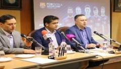 آغاز به کار کمپ فوتبال بارسلونا در تهران از ۱۱ اردیبهشت