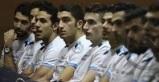 تیم والیبال بانک سرمایه کاپ قهرمانی لیگ برتر را به خانه برد