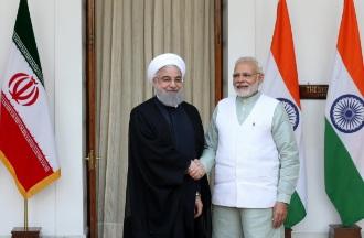 تهران و دهلی نو در بیانیه ای بر توسعه روابط همه جانبه دو کشور تاکید کرد