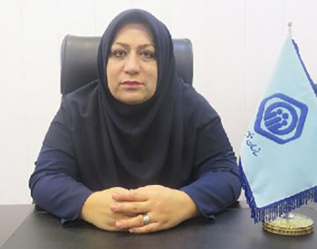 انتصاب دهمین مدیر زن در سازمان تأمین اجتماعی